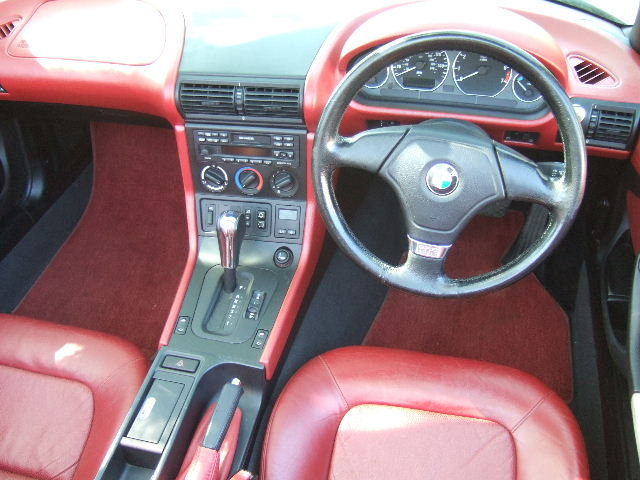 1997 BMW Z3 2.8i Roadster automatic only 33500 miles For Sale (picture 4 of 6)