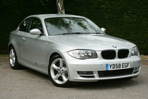 2008 BMW 123d SE Auto - 2 Owners SOLD