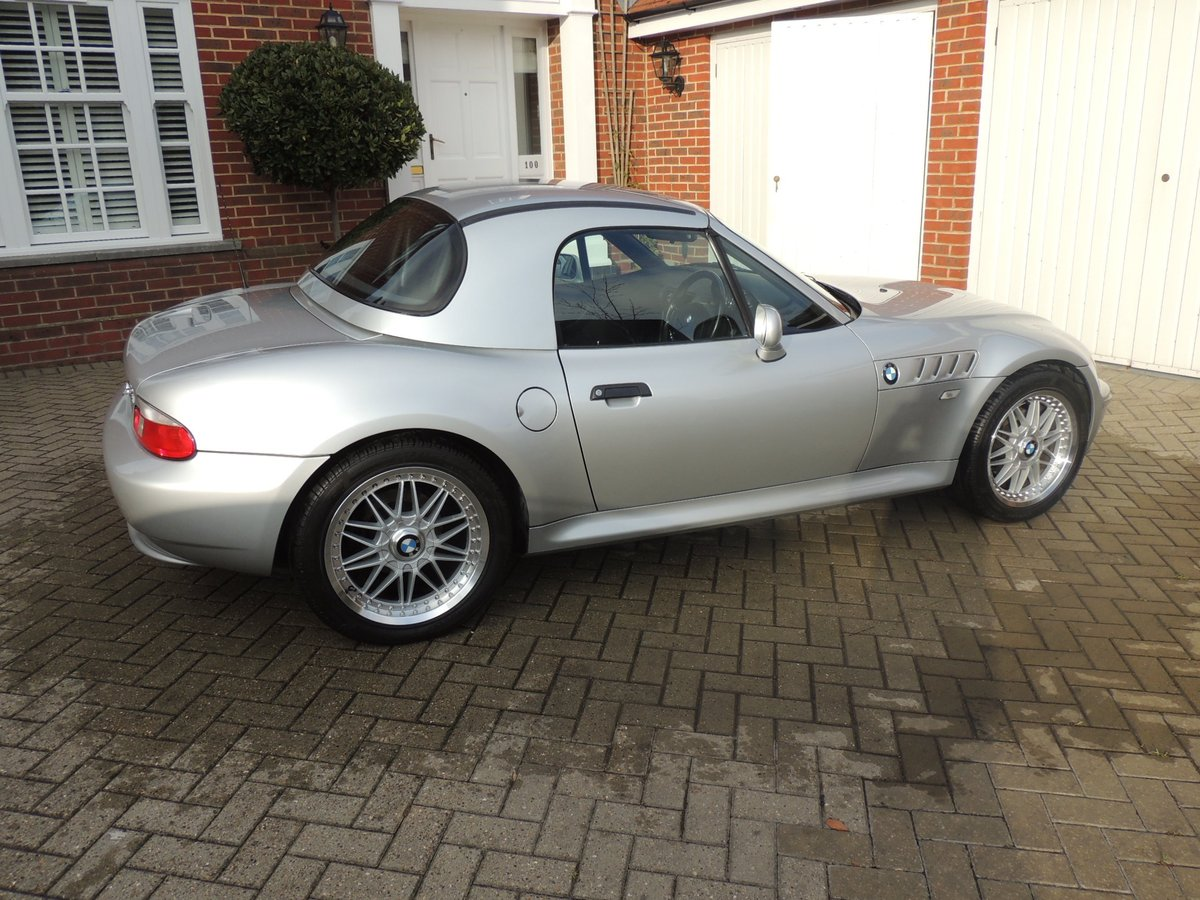 2001 BMW Z3  For Sale (picture 1 of 6)