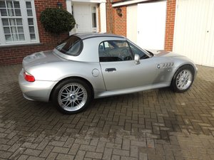 2001 BMW Z3  For Sale