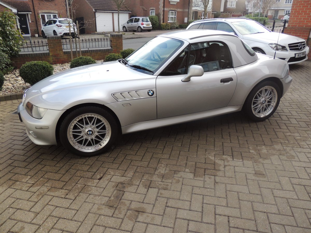 2001 Bmw Z3 For Sale Car And Classic