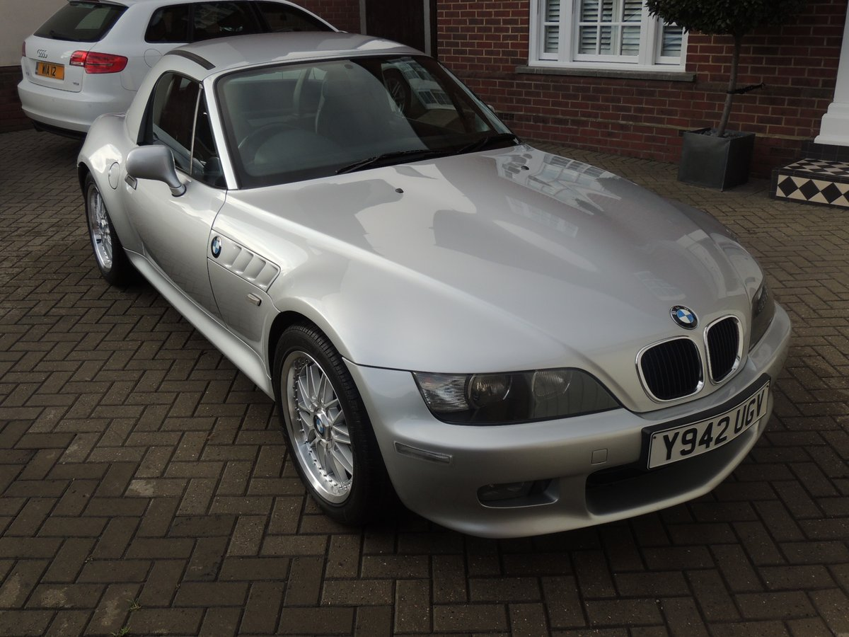 2001 BMW Z3  For Sale (picture 4 of 6)