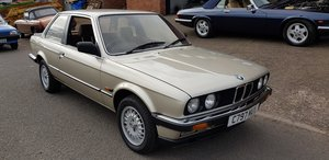 1985 Absolutely gorgeous BMW Auto 323i SOLD