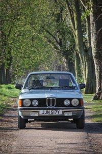 1983 BMW 316 e21 5 Speed Manual