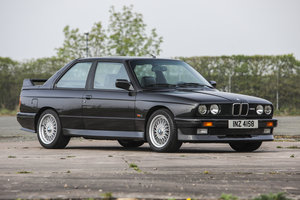 1990 BMW E30 M3 Just £34,000 - £38,000 For Sale by Auction