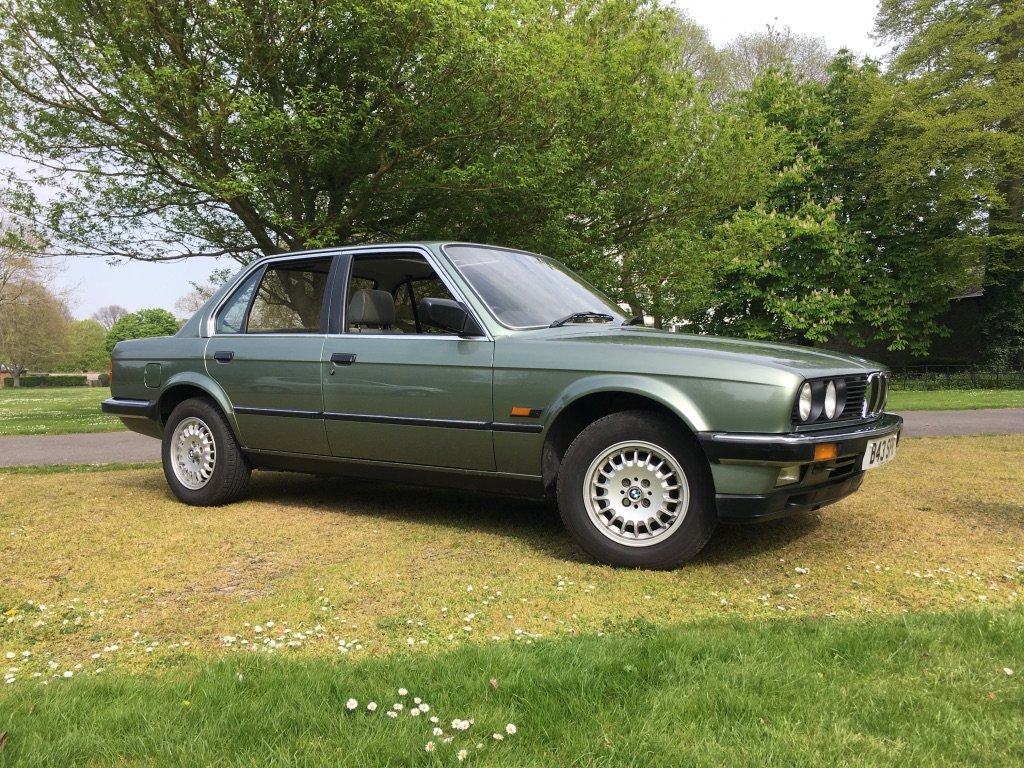 1985 BMW E30 318i Low Miles Original Condition For Sale (picture 1 of 6)
