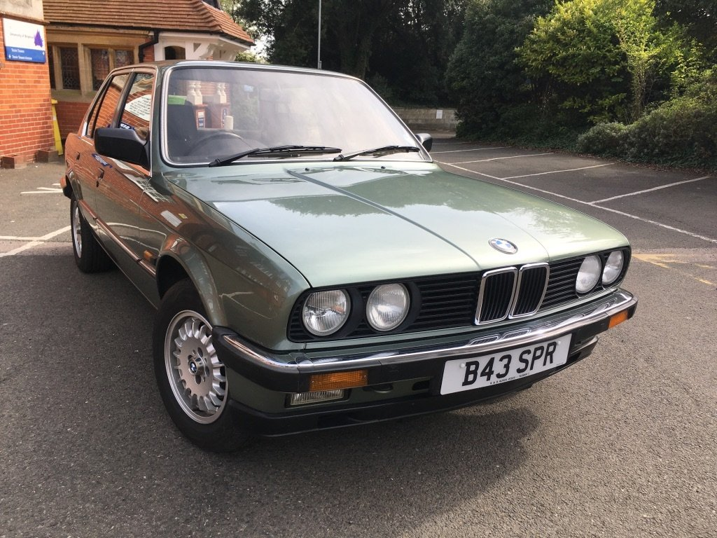1985 BMW E30 318i Low Miles Original Condition For Sale (picture 3 of 6)