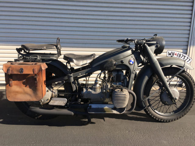 1957 FOR SALE : 1941 BMW R12 For Sale (picture 1 of 4)