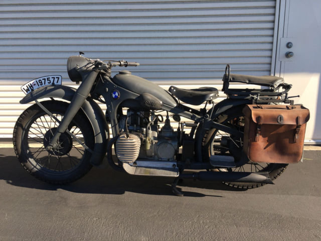 1957 FOR SALE : 1941 BMW R12 For Sale (picture 2 of 4)