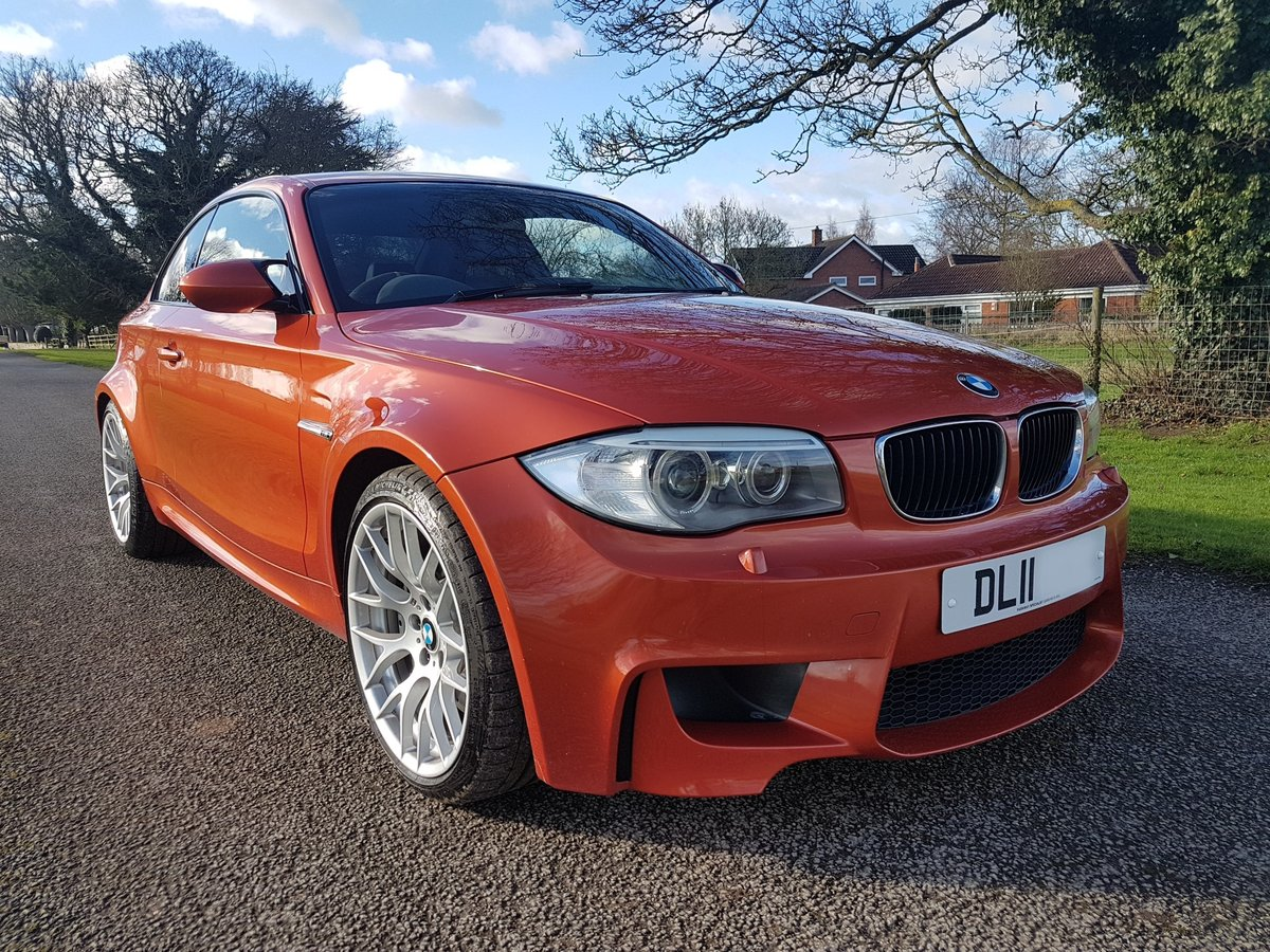 2011 BMW 1M Coupe - Very Collectible - Stunning Example For Sale (picture 1 of 6)