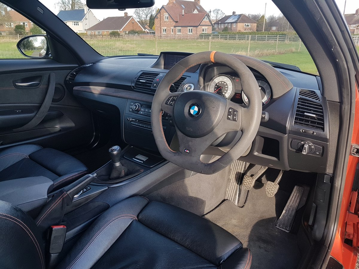 2011 BMW 1M Coupe - Very Collectible - Stunning Example For Sale (picture 4 of 6)