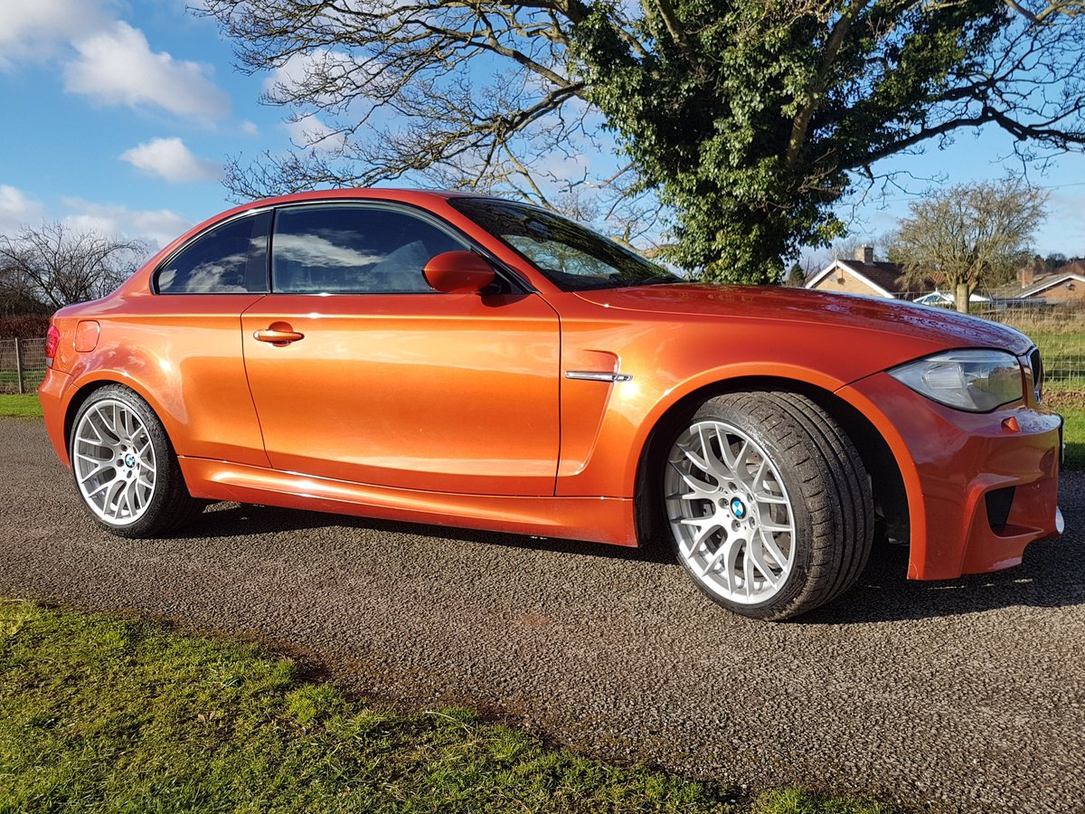 2011 BMW 1M Coupe - Very Collectible - Stunning Example For Sale (picture 6 of 6)