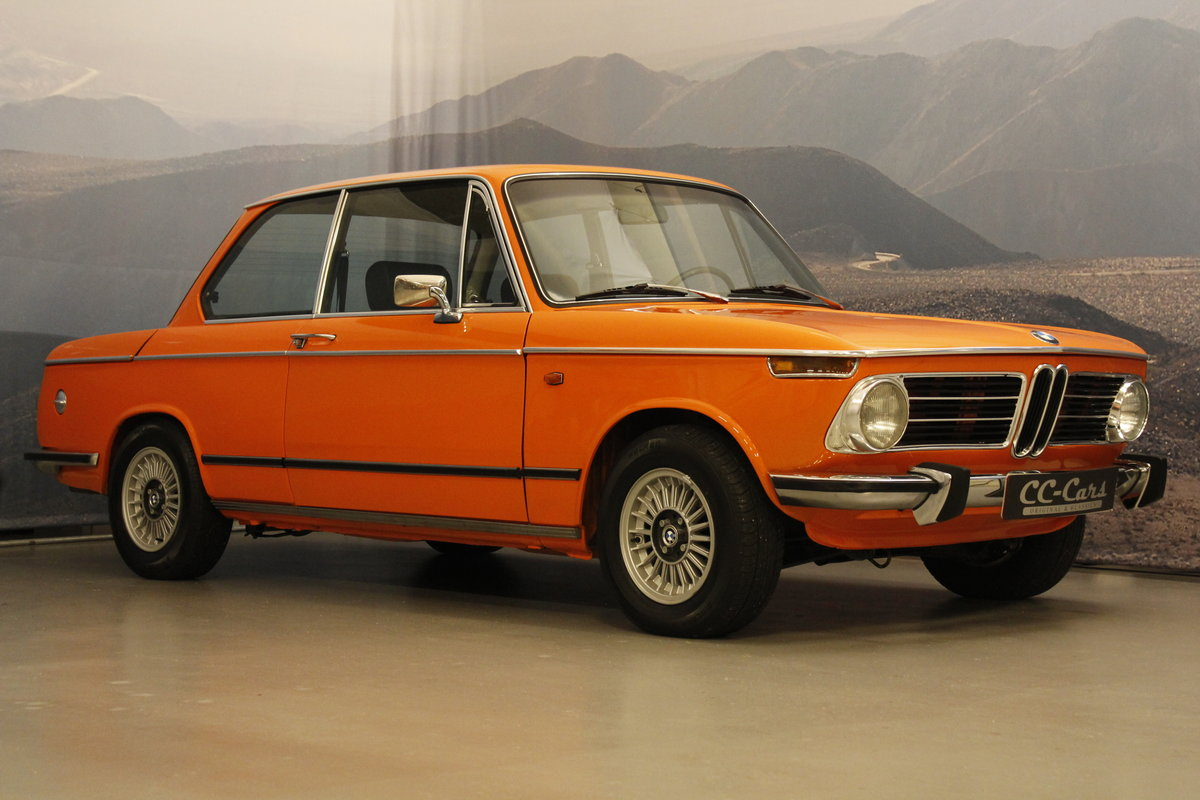 1973 BMW 2002 2.0 Tii For Sale (picture 1 of 6)