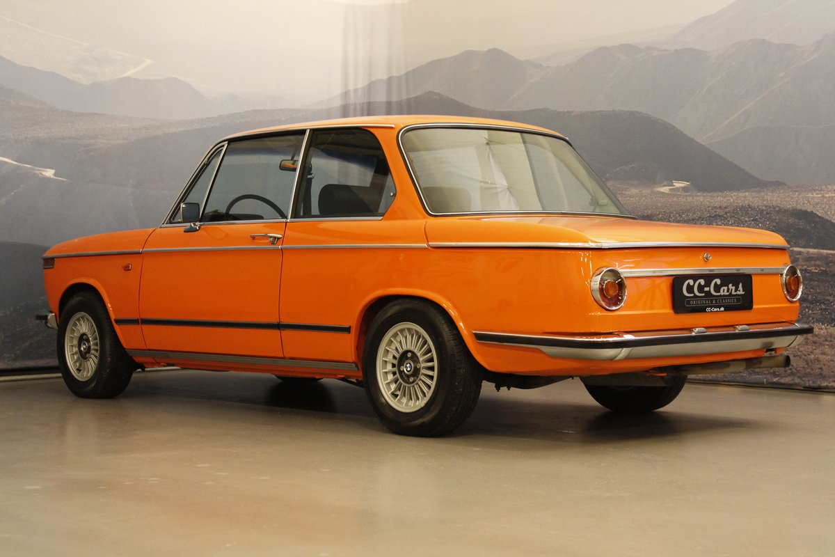 1973 BMW 2002 2.0 Tii For Sale (picture 2 of 6)