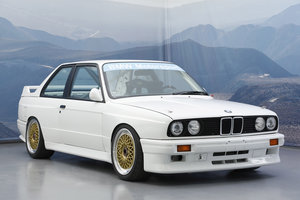 1987 BMW M3 Racecar SOLD