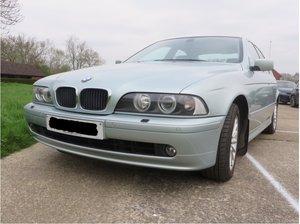 BMW 5 Series, 2002, Saloon, Auto Petrol, 95k miles For Sale