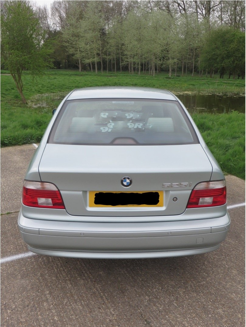 BMW 5 Series, 2002, Saloon, Auto Petrol, 95k miles SOLD (picture 6 of 6)