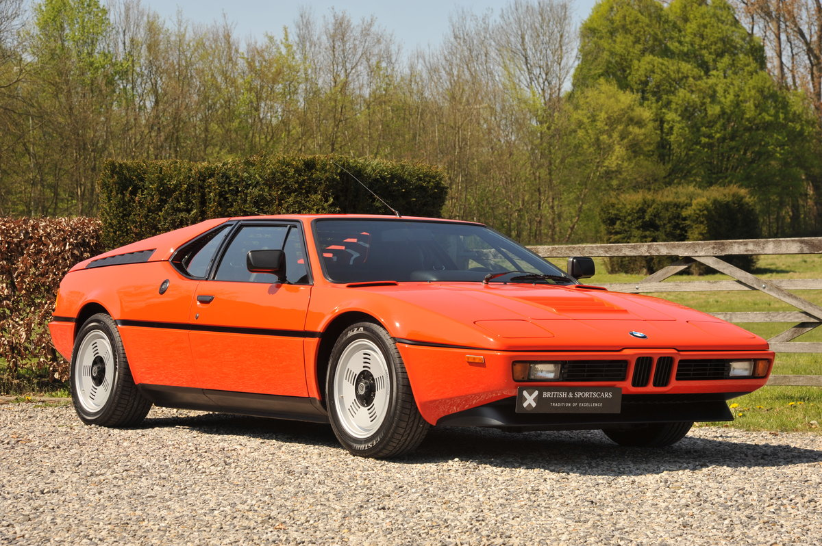 Bmw M1 For Sale >> Bmw M1 1980 P O R For Sale Car And Classic