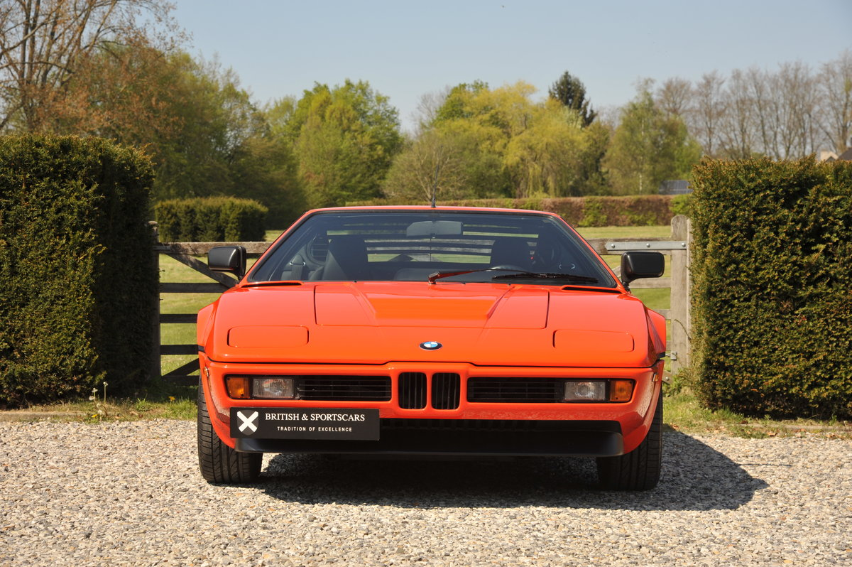 BMW M1 (1980) - P.O.R. For Sale (picture 2 of 6)