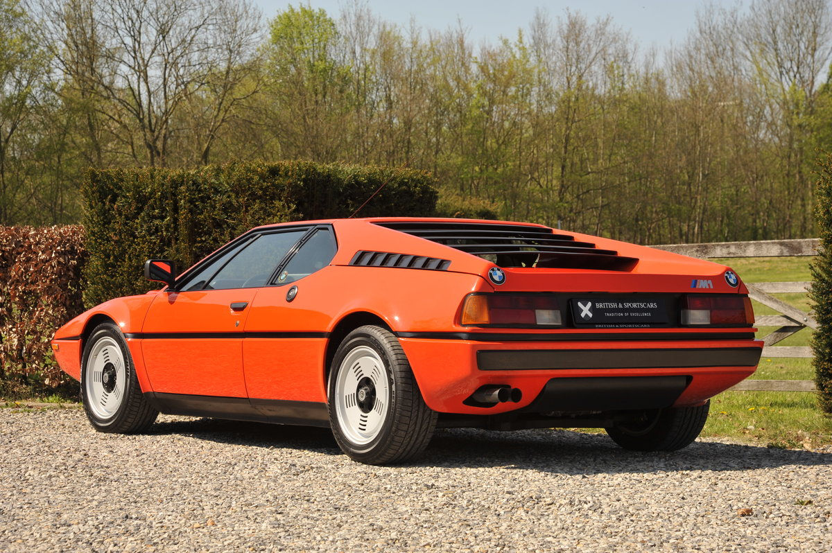 BMW M1 (1980) - P.O.R. For Sale (picture 3 of 6)