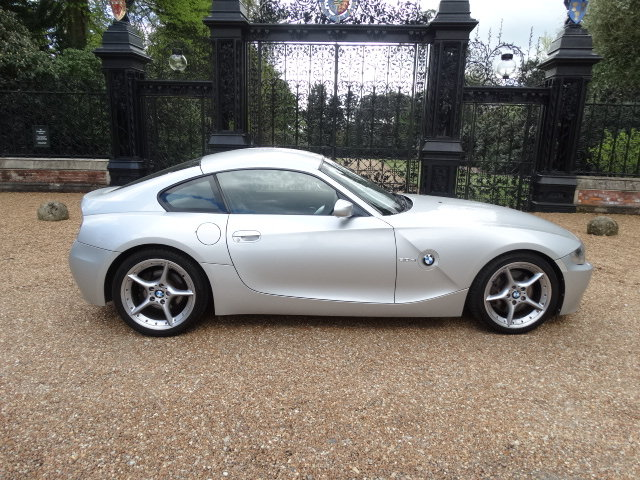 2008 BMW 3.0 SI Z4 COUPE For Sale (picture 2 of 6)