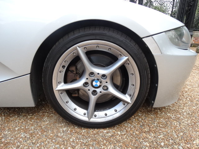 2008 BMW 3.0 SI Z4 COUPE For Sale (picture 3 of 6)