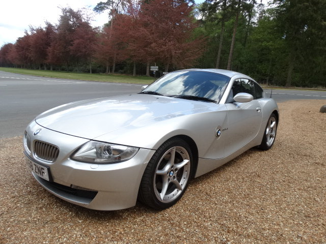 2008 BMW 3.0 SI Z4 COUPE For Sale (picture 4 of 6)