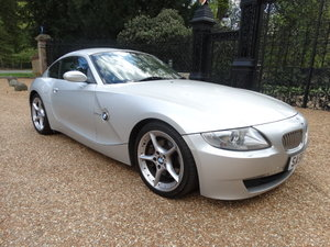 2008 BMW 3.0 SI Z4 COUPE For Sale
