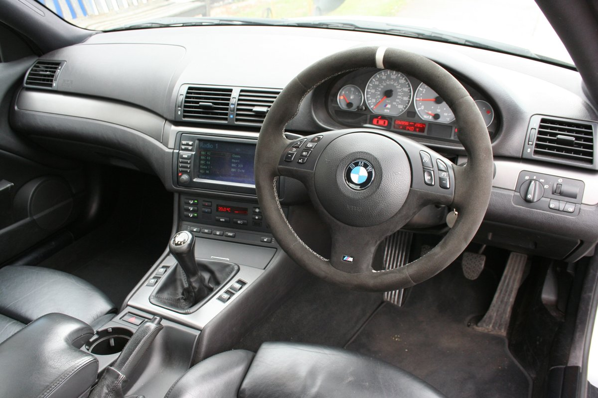 2004 BMW M3 3.2 Coupe Manual - Superb!!! SOLD (picture 2 of 6)