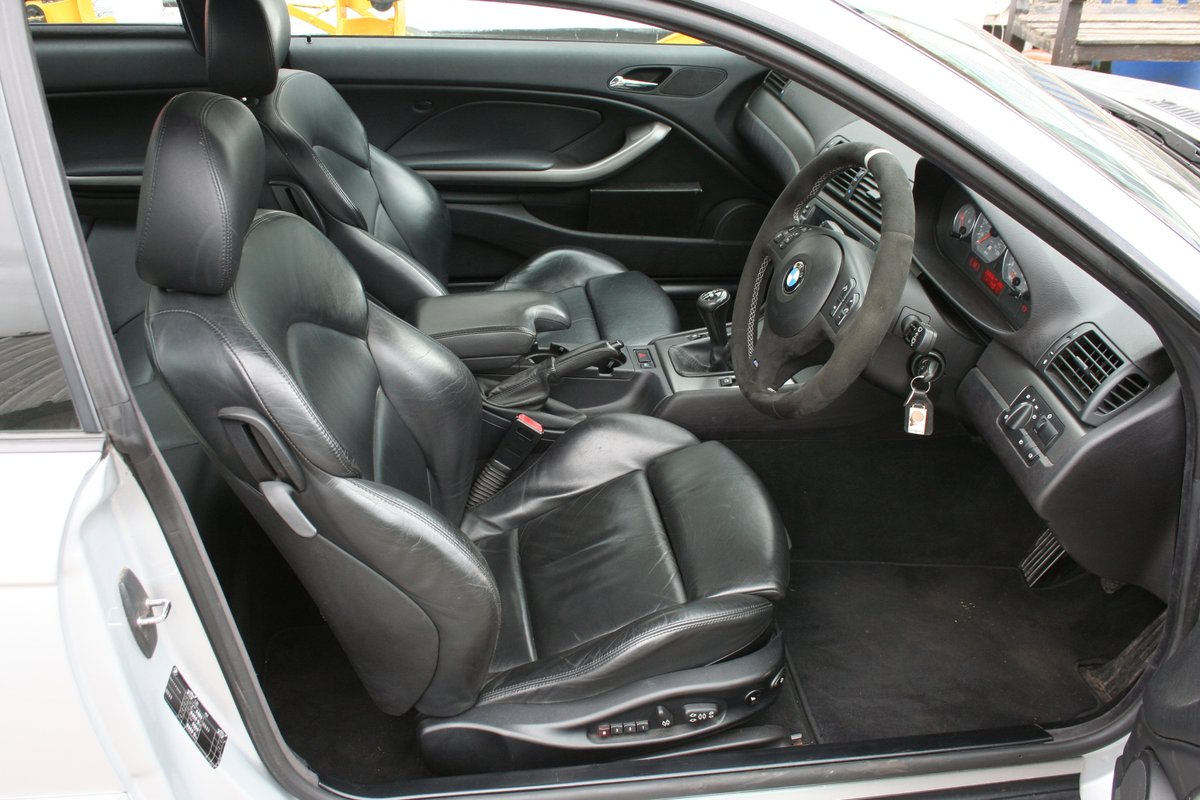 2004 BMW M3 3.2 Coupe Manual - Superb!!! SOLD (picture 3 of 6)