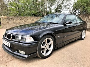 1997 BMW M3 (E36) Evolution 6-speed+61000m+2 owners+A1 SOLD