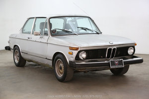 1974 BMW 2002Tii For Sale