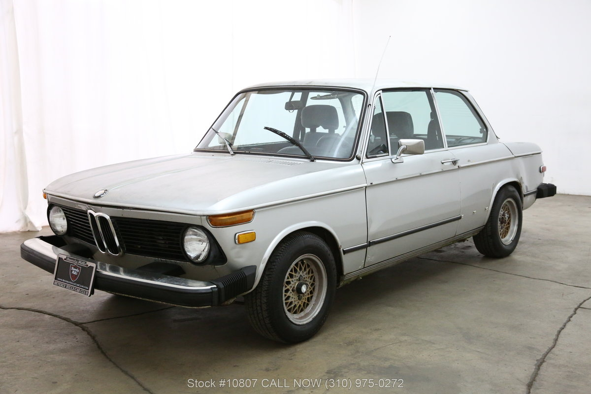 1974 BMW 2002Tii For Sale (picture 3 of 6)