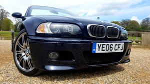 2006 BMW M3 3.2 Convertible 2dr Manual For Sale