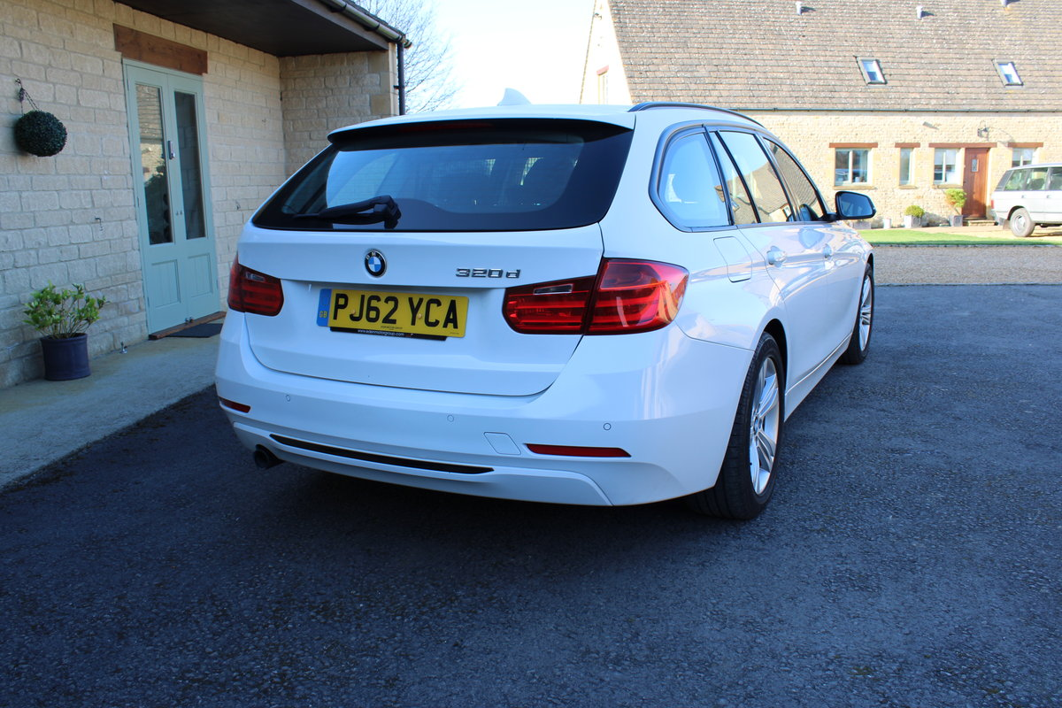 2013 BMW 320D SPORT AUTO- SOLD For Sale (picture 8 of 12)