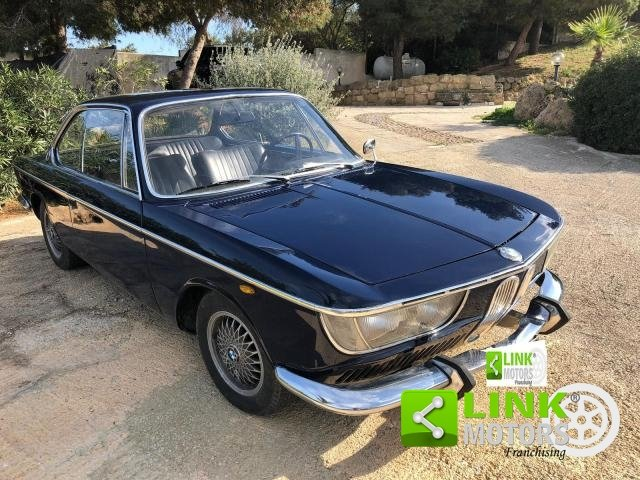 1990 BMW 2000 CS ANNO 1970 For Sale (picture 1 of 6)
