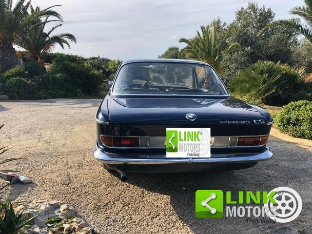 1990 BMW 2000 CS ANNO 1970 For Sale (picture 3 of 6)