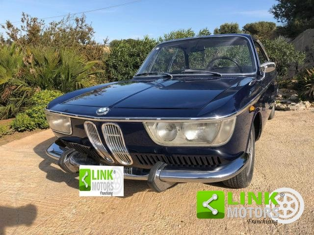 1990 BMW 2000 CS ANNO 1970 For Sale (picture 4 of 6)