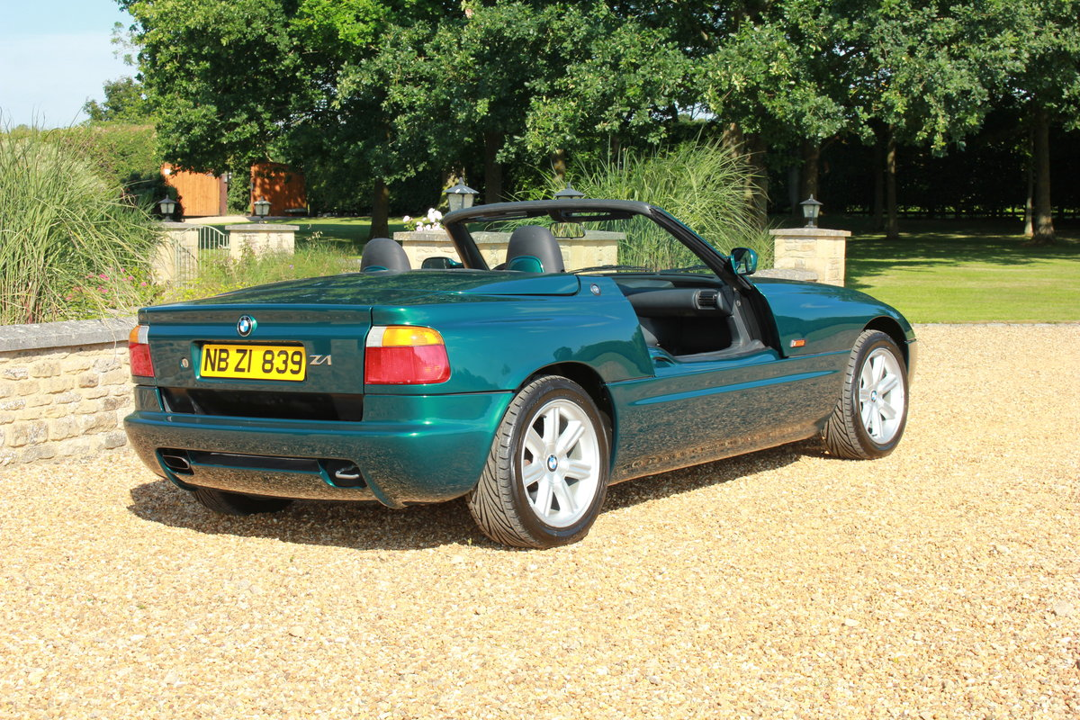 1989 BMW Z1 - 37,000 MILES BEST AVAILABLE - £42,950 For Sale (picture 8 of 12)