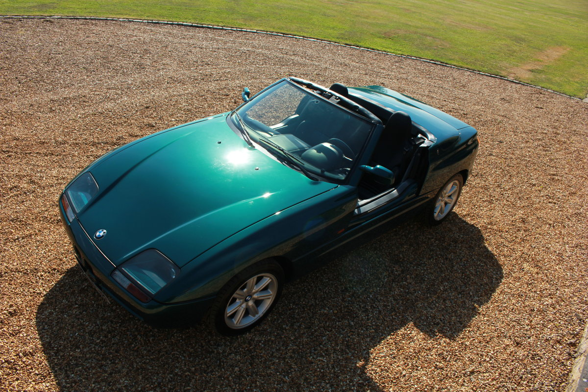 1989 BMW Z1 - 37,000 MILES BEST AVAILABLE - £42,950 For Sale (picture 9 of 12)