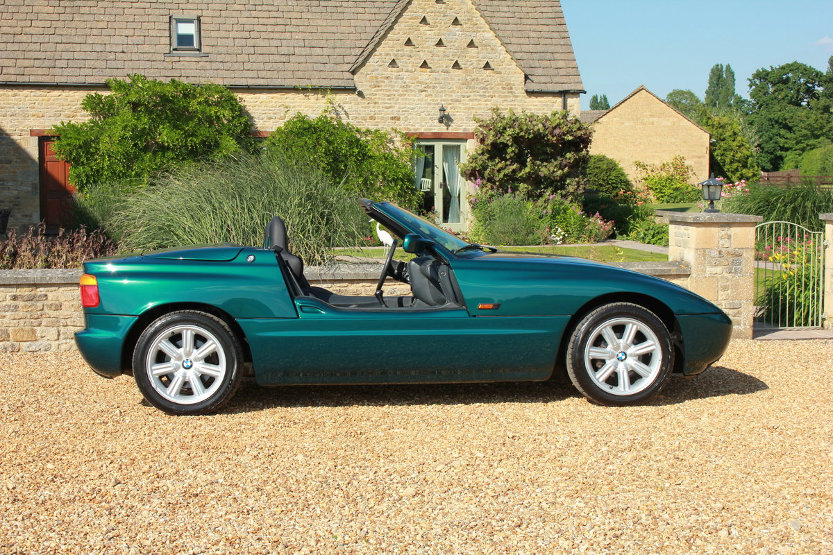 1989 BMW Z1 - 37,000 MILES BEST AVAILABLE - £42,950 For Sale (picture 10 of 12)