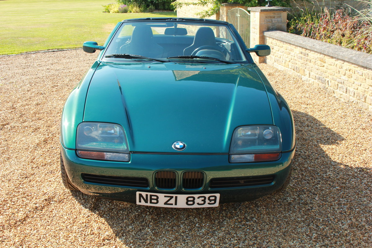 1989 BMW Z1 - 37,000 MILES BEST AVAILABLE - £42,950 For Sale (picture 12 of 12)