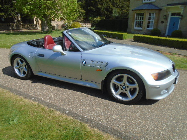 1997 BMW Z3 2.8L 'widebody' Manual + 87K For Sale (picture 1 of 6)