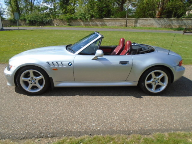 1997 BMW Z3 2.8L 'widebody' Manual + 87K For Sale (picture 2 of 6)
