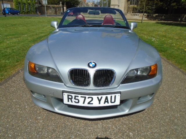 1997 BMW Z3 2.8L 'widebody' Manual + 87K For Sale (picture 3 of 6)