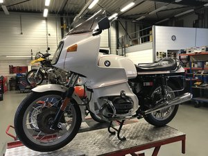 1981 Low miles BMW R100RS  For Sale