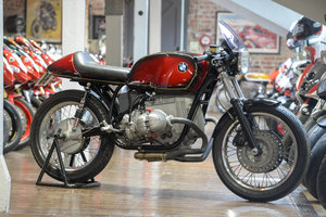 1980 BMW SCRIMINGER ENGINEERING R100S Cafe Racer For Sale