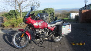 1993 BMW R80 GS FOR SALE