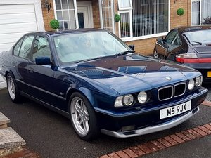 1995 Bmw E34 520i M5 replica individual model For Sale