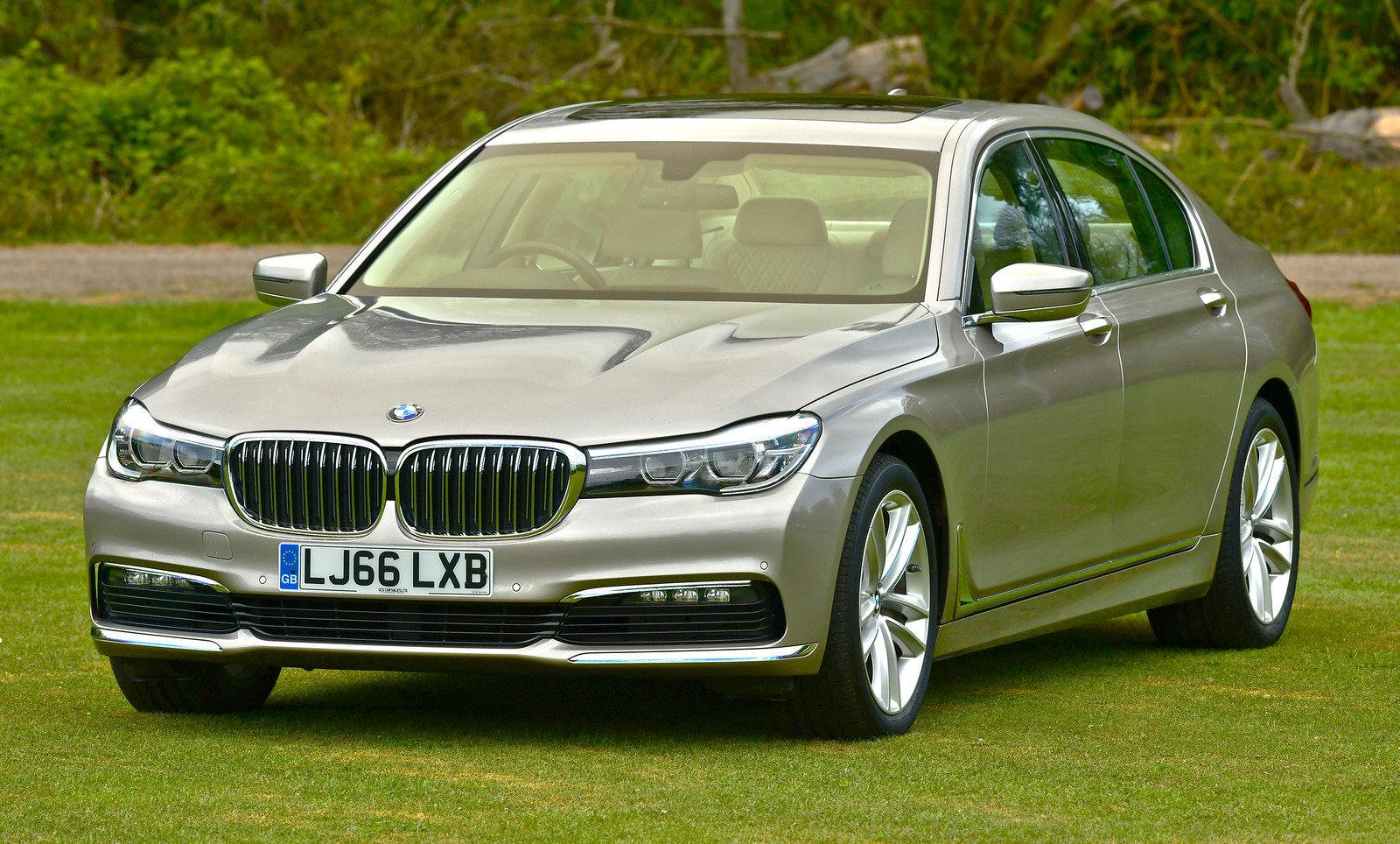 2016 BMW 7 Series Twin Turbo  740Li LWB Saloon 4dr Petrol  SOLD (picture 1 of 6)